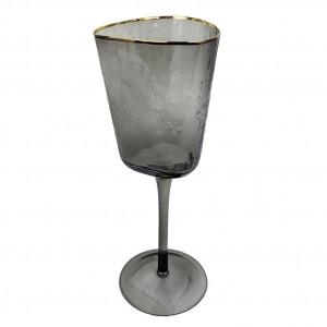Бокалы для вина ICE 4 шт., серые