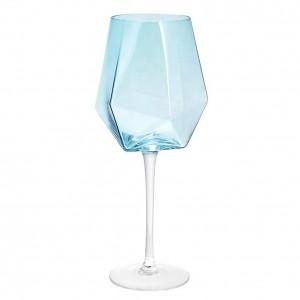 Бокалы для вина BB, 4 шт., бирюзовые