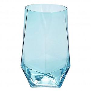 Набор стаканов BB, 4 шт., бирюзовые