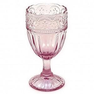 Бокалы  для вина BELLE 6 шт. роз.