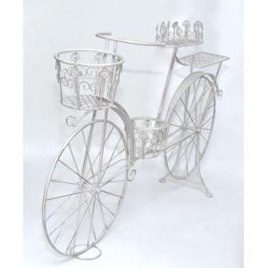 """Подставка для цветов  """"Велосипед"""" 137 см."""