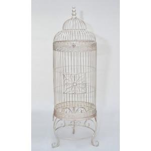 Напольная клетка для птиц 100х30 см.