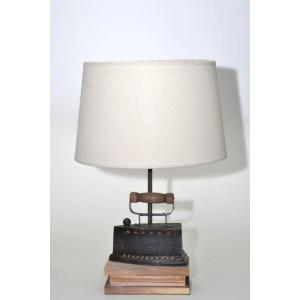 "Настольная лампа ""Старинный утюг"""
