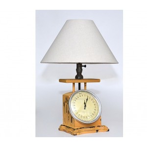 Настольный светильник «Весы», 55 см.