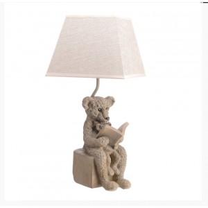 """Настольная лампа """"Читающий мишка"""" 50 см."""