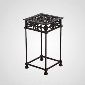 Чугунный столик-подставка 44х25 см.