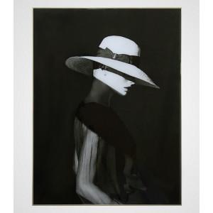 Интерьерное Панно The Femme Fatale 60x80 см.