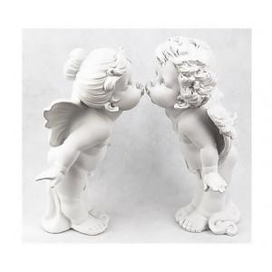 Фигурки целующихся ангелочков (2 шт.)