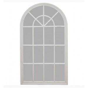 Зеркало-окно в стиле прованс 87х47 см.