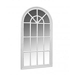 Зеркало-окно в стиле прованс  130х70 см.