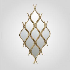 Зеркальное панно Арт Деко, 100х52  см.